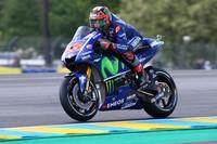 Maverick Vinales in Le Mans