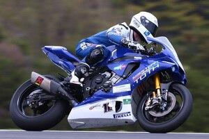 Imre Toth ist in der Superbike-WM überfordert