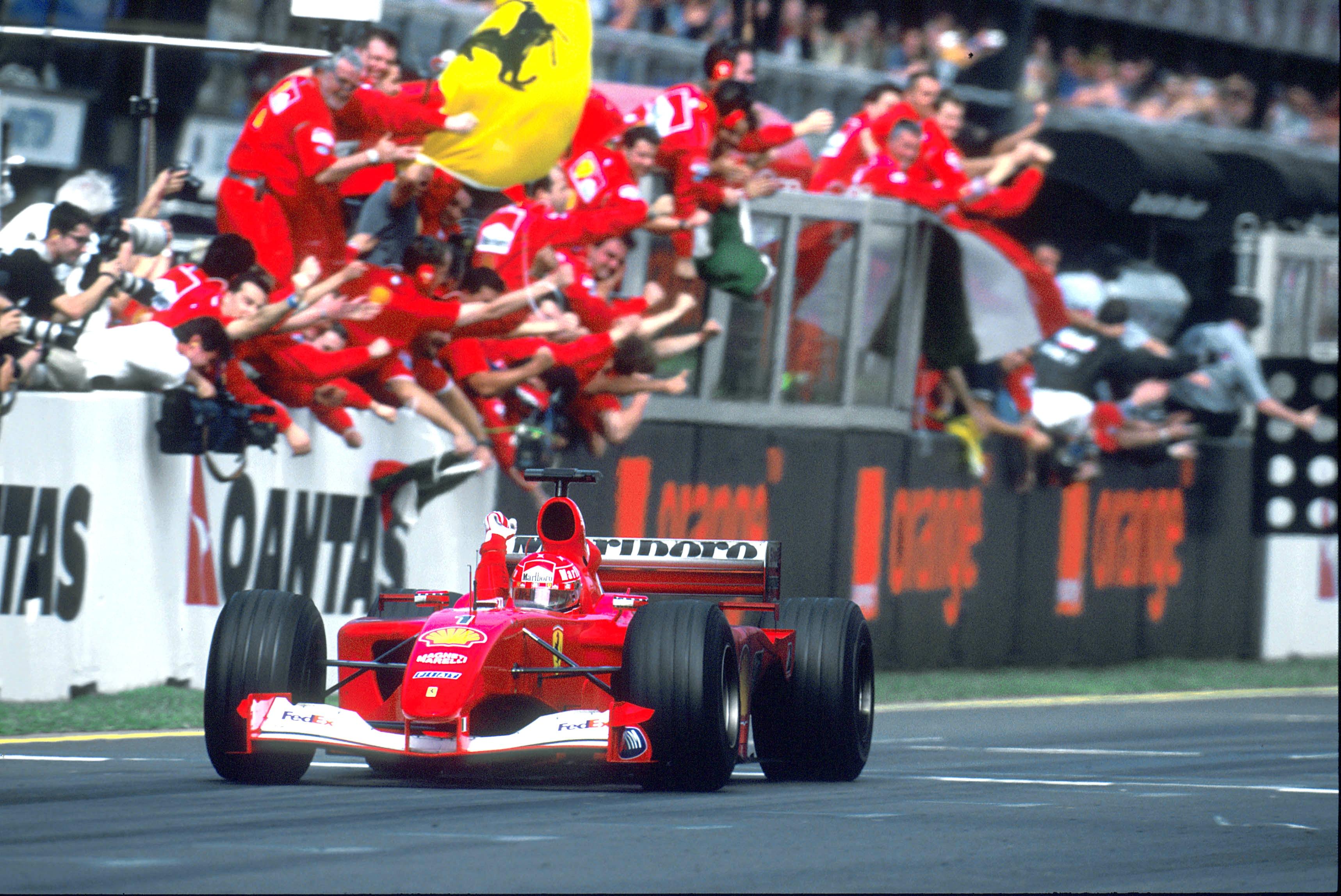 Bei Sotheby's Schumachers Ferrari für Rekordsumme versteigert