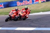Indy, Zielkurve: Hayden (69) attackiert Dovizioso...