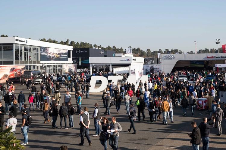 DTM: Paffett holt erste Pole - Enttäuschung für Rast und Audi