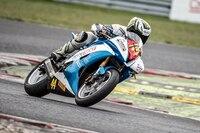 Sebastian Frotscher führt mit zwei zweiten Plätzen die Supersport-Wertung an