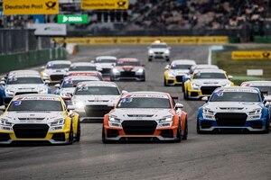 Cecotto startet im Audi TT Cup