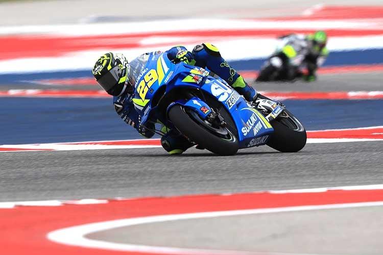 Marquez dominiert MotoGP in Austin