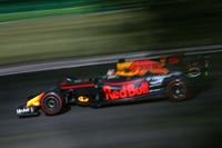 Daniel Ricciardo gab ab Trainingsfreitag auf dem Hungaroring das Tempo vor
