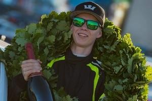 Der jüngste Rallyemeister Kalle Rovanperä