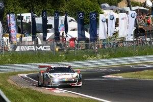 Der Ferrari 488 GT3 vom Wochenspiegel Team Monschau