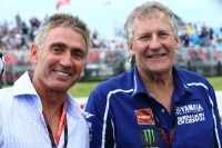 Australien-GP 2013: Mick Doohan mit Jeremy Burgess