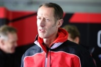 Pieter Breddels, der Technische Manager von Red Bull Honda