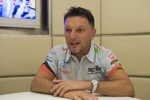 Teambesitzer Fausto Gresini