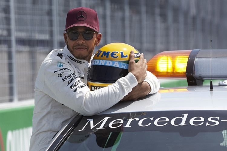 Hamilton in Montreal auf Pole Position