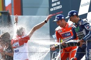 Andrea Iannone: «Suzuki erwartet bedeutende Resultate von mir»