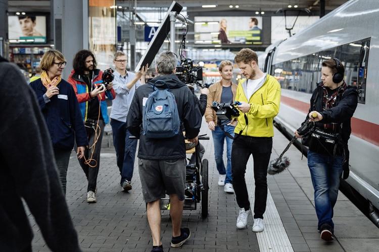Nico Rosberg wird Markenbotschafter der Bahn