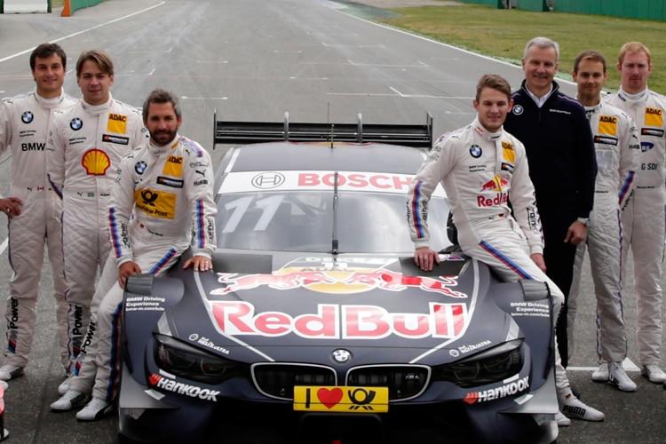 Motorsport | BMW-Pilot Glock holt zweite Pole bei DTM-Auftakt