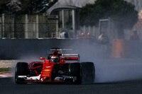 Ferrari: Auf nasser und trockener Bahn schnell