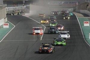 Am Start lag der Porsche 911 GT3 R von Herberth Motorsport auf Platz drei