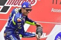 Assen-Sieger Valentino Rossi