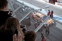 Auch von der Terrasse aus bekommt man einen Einblick