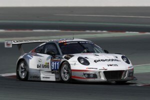 Der Porsche 911 GT3 R von Herberth Motorsport