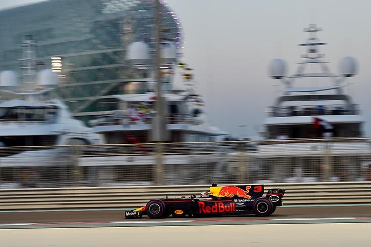 Abu Dhabi-GP im Fernsehen: Rätselraten bei den Teams/Formel