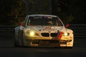 Letzter BMW-Werkseinsatz in Le Mans: Der M3 GT von 2011