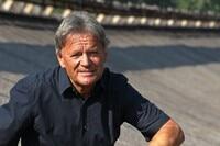 Marc Surer in Monza