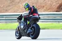 Cal Crutchlow beim November-Test auf der Ducati in Valencia