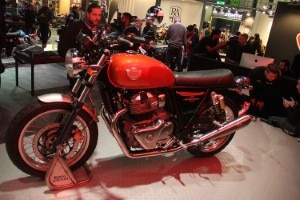 Cool: Royal Enfield Interceptor 650