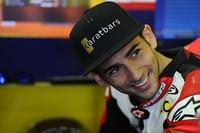 Ricky Cardus wird den 17-jährigen Italiener beim Katar-GP vertreten