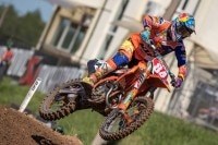 Jeffrey Herlings siegte in Kegums