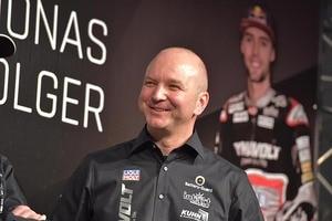 Intact-Teamchef Jürgen Lingg: «Jonas wird die MotoGP-Maschine gut liegen»