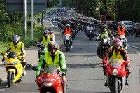 Über 1000 Original-Mopeds der legendären Marke waren zu bestaunen