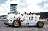 Jim Rathman in Indianapolis 1960