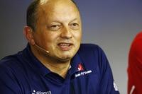 Sauber-Teamchef Frédéric Vasseur