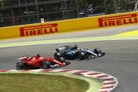 Vettel gegen Hamilton in Spanien