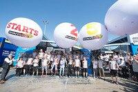 Das Marc VDS-Team feierte in Barcelona den 250. Moto2-Start