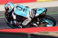 Moto3-Weltmeister Danny Kent auf der Honda: mit 13.600/min?