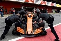 Fernando Alonso: «Wir müssen uns zuallererst um die Standfestigkeit kümmern»
