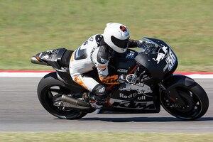 Mika Kallio auf der MotoGP-KTM