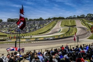«Home of Rallycross» - Lydden Hill in England