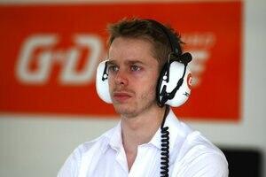 Schon in Le Mans bei G-Drive gesichtet: Alex Brundle