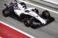 Lance Stroll im Williams