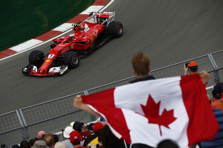 kanada formel 1 start