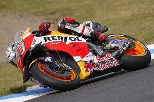 Marc Márquez: In der MotoGP läuft es für Honda momentan besser als in der Formel 1