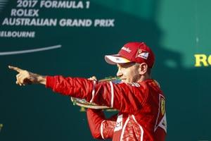 Die Presse feiert Sebastian Vettel und einen spannenden Titelkampf