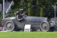 Denkmal für den ersten Monaco-GP-Sieger, William Grover-Williams