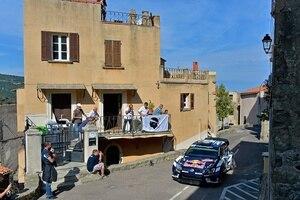 Sébastien Ogier auf Kurs zum ersten Korsika-Sieg