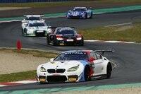 Tabellenführer: Der BMW M6 GT3 vom Team Schnitzer