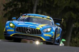 Kann die Kombination Mercedes-AMG und Dunlop in diesem Jahr den Sieg holen?