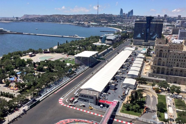Formel 1 Baku